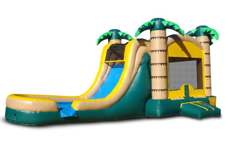 Tropical Castle Combo  Add Water