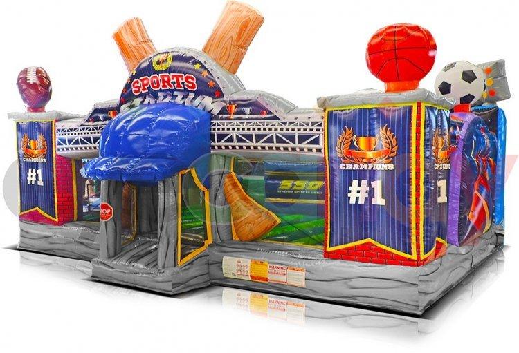 Sports Stadium Play Center